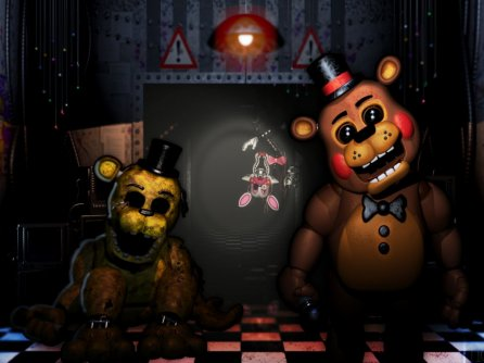 Five Nights at Freddy's 6 - fnaf 6