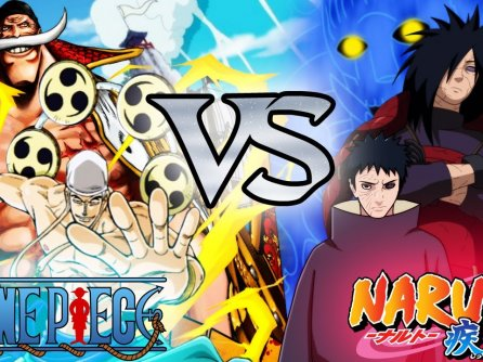 One Piece VS Naruto 4.0